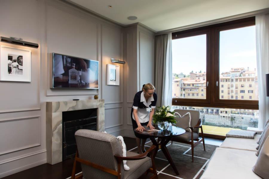 Servizi Alberghieri - Firenze - Hotel Portrait