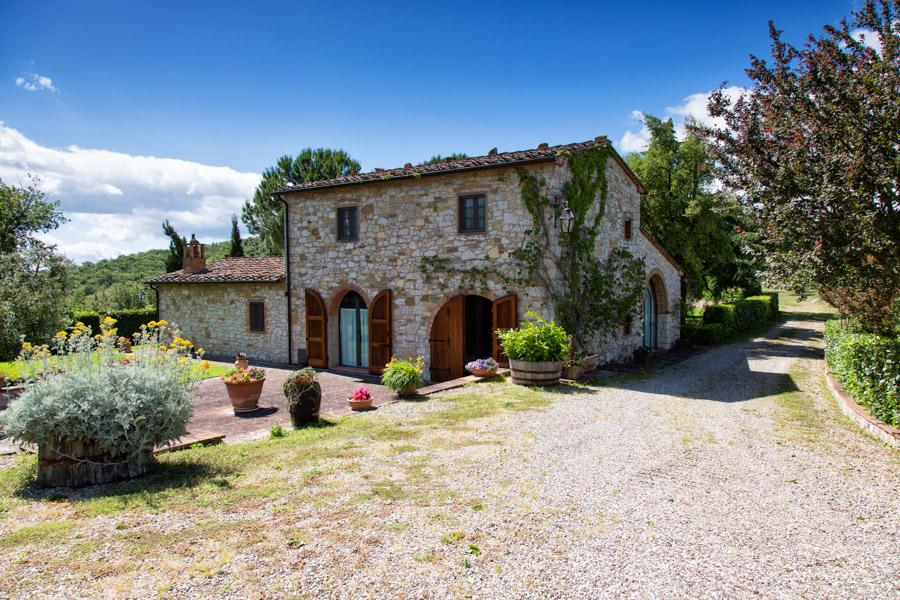 Villa Le Fontanelle - Radda in Chianti