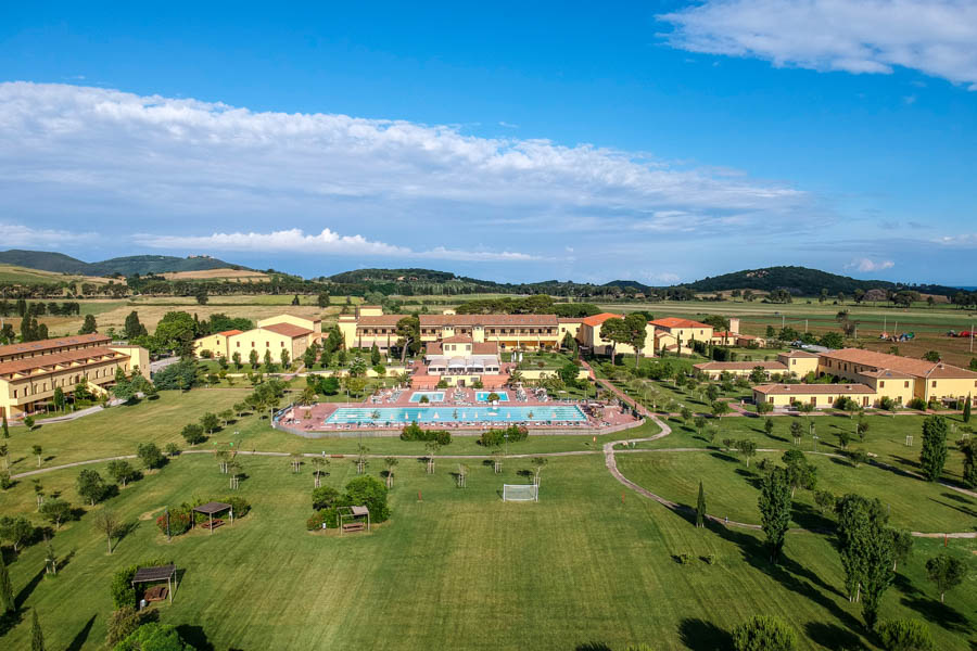 Country Resort Poggio all'Agnello - Populonia